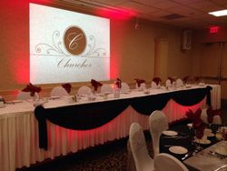 Head Table Idea