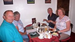 Keith, Barb, Geoff & Lissa