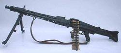 MG-42 Multi-Purpose Machine Gun: