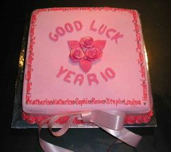 Year 10 Good Luck