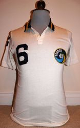New York Cosmos Match Worn Shirt by Franz Beckenbauer