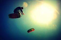 Air in the Sun