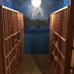 Wine Cellar Project cont'd..