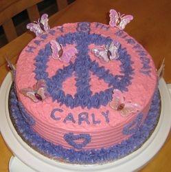 Birthday Peace