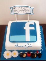 Facebook Cake 2 (SP001)
