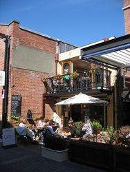 Mitchelli's Cafe in Poplar Lane