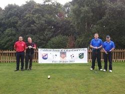 #Evo20 - Golf Day 28 Sep 13 St Pierre