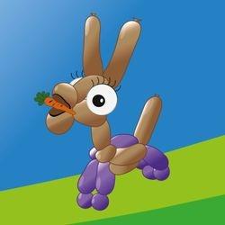 "Cecil ""the Balloon"" Donkey"