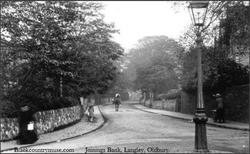 Langley, Oldbury. c1908.