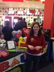 Valentine's Day event at Alley Cats