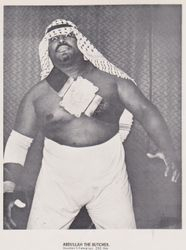 Abdulhah The Butcher