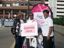 Gamma Girls