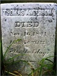 Thomas Anderson (1787-1841)