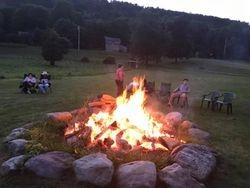 MSLA Bonfire