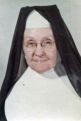 Sr. Stanislaus aka Edna Perrin