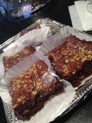 Chocolate Fudge Brownies with Walnuts