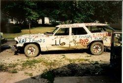 Jim's 1987 Demo Car