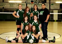 Girls JV VB