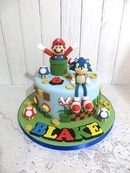 Blake's 6th Birthday Cake