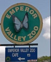 EMPEROR VALLY ZOO ENTERANCE