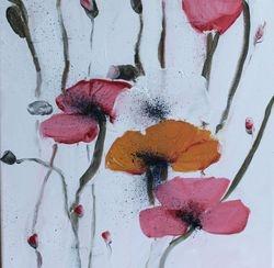 Summer  Poppies II