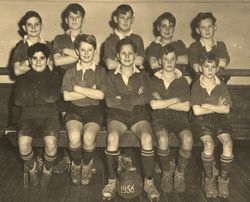 2nd XII Football (3) - 1956
