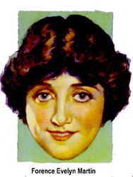 1920 FORENCE EVELYN MARTIN