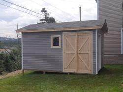 10' x 16' Standard Shed