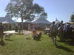 Pure Nostalgia at the Lawns 2012