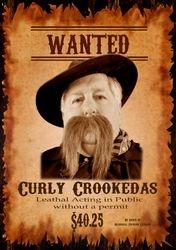 Curly Crookedas
