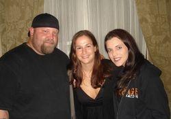 Chad Clark, Mary Beth & Julie Rose