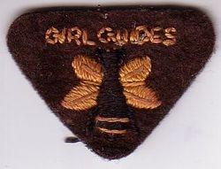 1930s Brownie Interest Badge (Thrift)