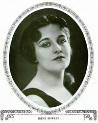 IRENE HOWLEY