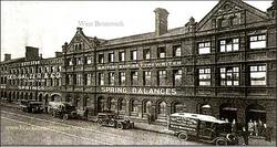 West Bromwich. 1920.