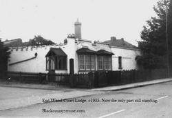 End Wood Court Lodge. 1935.