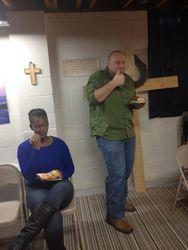 Church Fellowship Dinner