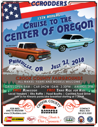 13th Annual Cruise to the Center of Oregon