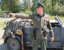 422nd Inf. Regiment, Hauptmann: