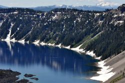 Crater Lake, Morning 5