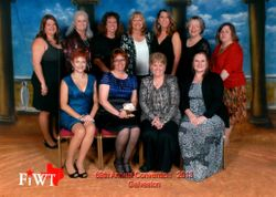 TCIP Members at Formal Night
