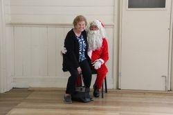 Joyce Hicks aged 90 yrs old