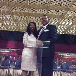 Pastor & Lady Tamara