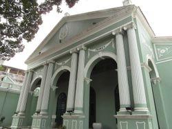 Makao - kolonijalna arhitektura