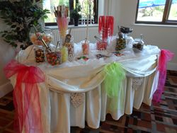 Outwood academy adwick Docaster Candy Buffet Hire