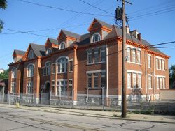 Old Windsor School