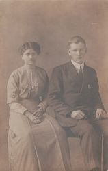 Harriet Maud (Norris) and Philip Franklin Garner