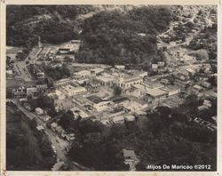 Vista aerea Urb. San Juan Bautista