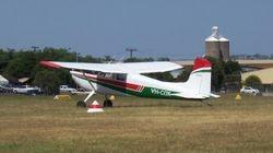 Cessna 180 VH-CDX