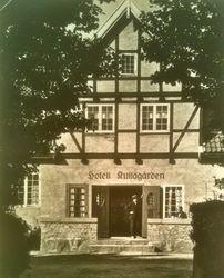 Kullagarden 1932