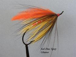 Sol Duc Spey Glasso